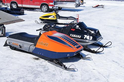 Moto ski super sonic yamaha 440 ski doo blizzard for Yamaha 440 snowmobile engine